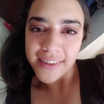 Babysitter Fuentes del Valle: Lizzet