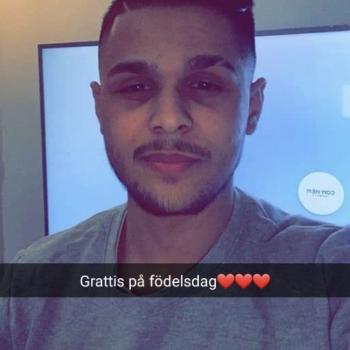 Barnvaktsjobb i Enköping: barnvaktsjobb Mohamad