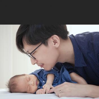 Babysitting job in Taipei: babysitting job Blake Tu