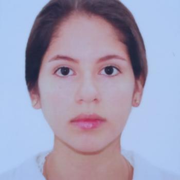 Niñera en San Borja: Andrea