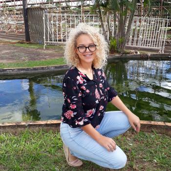 Babá Londrina: Dhenniffer