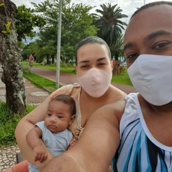 Babysitting job in Praia Grande: babysitting job Vivian