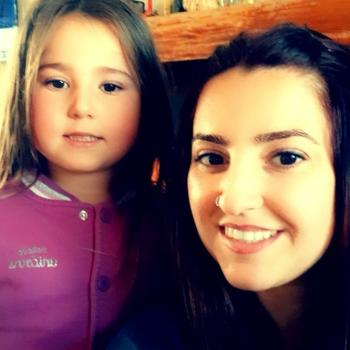 Babysitting job in Huelva: babysitting job Patricia
