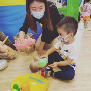 Babysitter in Tai Wai: 嘉怡
