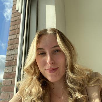Oppas in Den Haag: Merel