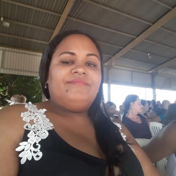 Babá Uberlândia: Teresa DÁvila Lobão