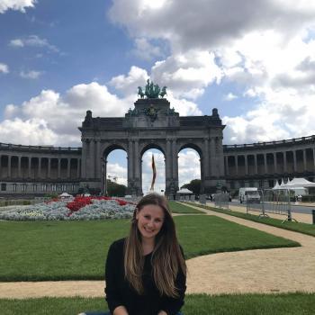 Oppas in Den Haag: Cristina-Ioana