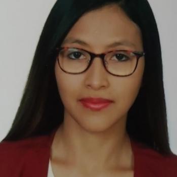 Niñera en Burlada: Evelyn