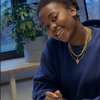 Babysitter in Charlottenlund: Felicia Malaika