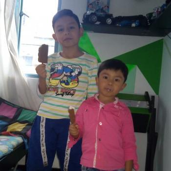 Babysitter in Bogotá: Marcela