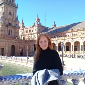 Canguro en Sevilla: Isabel