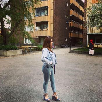 Babysitter in Kristianstad: Danae