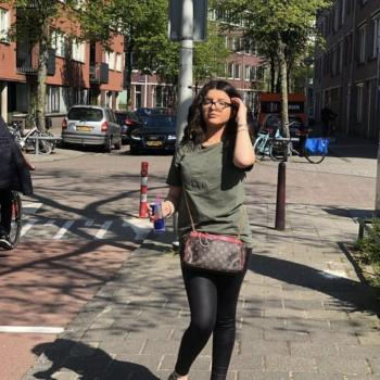 Oppas Amsterdam: Hiba