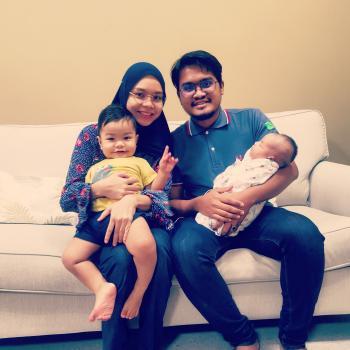 Kerja pengasuh di Kuala Lumpur: kerja pengasuh Ali