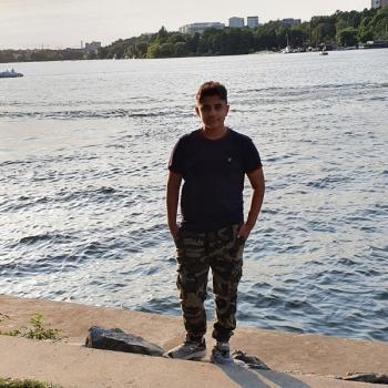 Barnvakt i Stockholm: Mustafa
