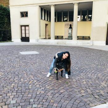 Babysitter in Genf: Pamela