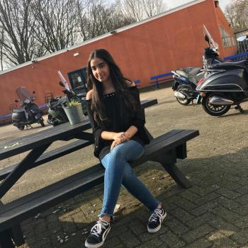 Oppas Landsmeer: Aroosa