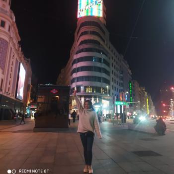 Nanny Madrid: Andreina