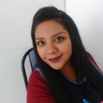 Trabajo de niñera en Ciudad de México: trabajo de niñera Vanessa