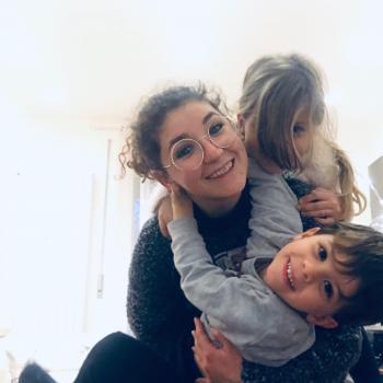 Babysitter a Roma: Giorgia