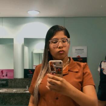 Babá em Fortaleza: Maria karine