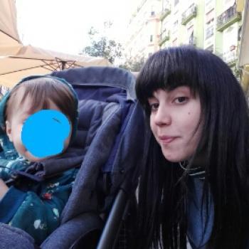 Canguro en Valencia: Carla