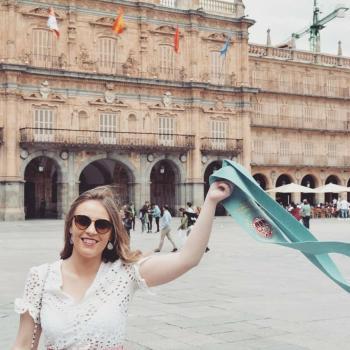 Babysitter Salamanca: Andrea