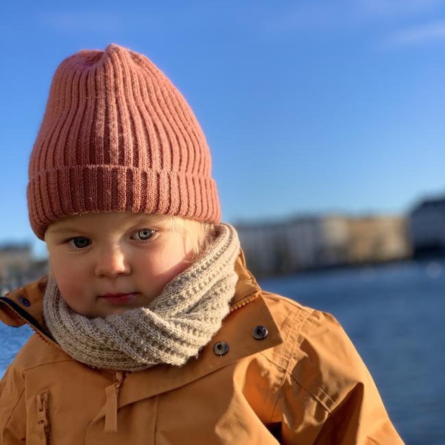 Barnevaktjobb i Oslo: Frida