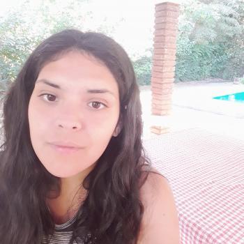 Niñera Vicente López: María