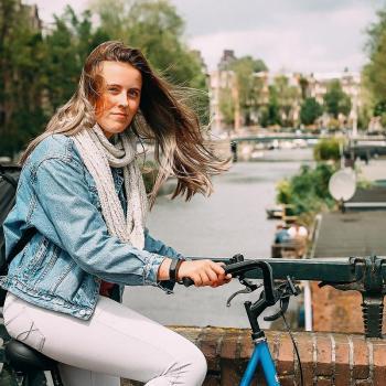 Oppas Amsterdam: Mariia