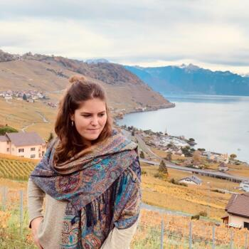 Baby-sitter in Lausanne: Camilla