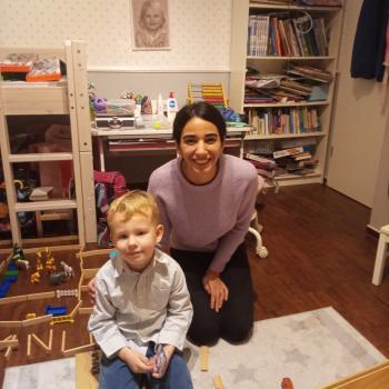 Babysitter in Essen: Anusch