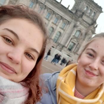 Baby-sitter in Bruxelles (Schaerbeek): Kimberley
