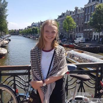 Babysitter Copenhagen: Freya
