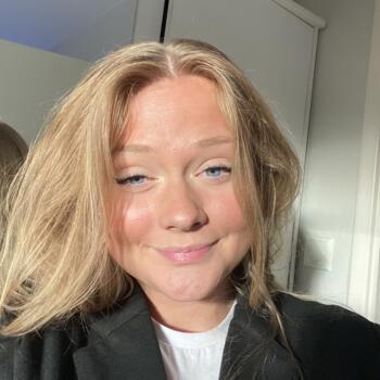 Barnvakt i Borås: Isabella