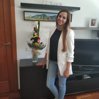 Canguro Hospitalet de Llobregat: Stephanie