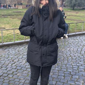 Canguro en Madrid: Andrea