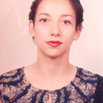 Canguro en Logroño: Tina