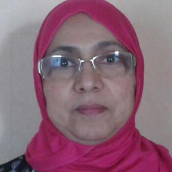 Nounou à Reims: Fatiha