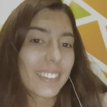 Niñera en La Granja: Pamela