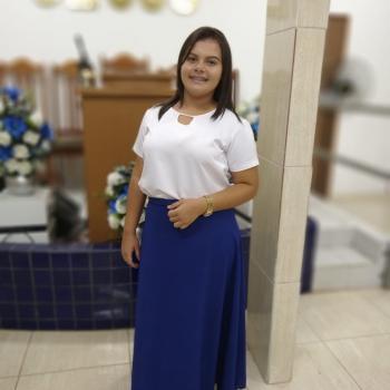 Babá Escada: Tamires