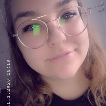 Babysitter Charleroi: Tifaine