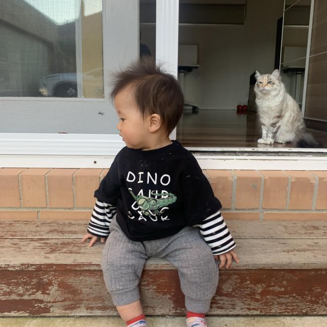 Babysitting job in Melbourne: Danying
