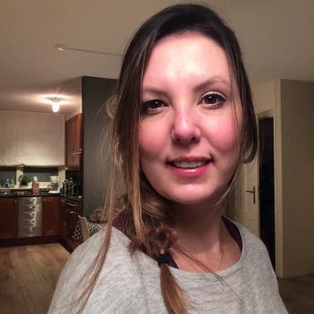 Oppaswerk in Gorkum: Georgette