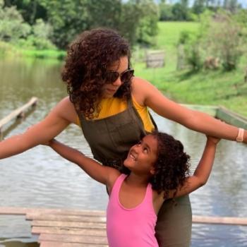 Babás em Joinville: Camilla