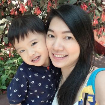 Babysitter Singapore: Natpavee
