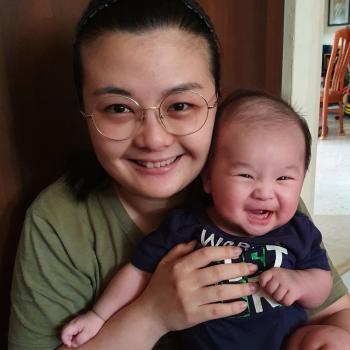 Babysitting job in Singapore: babysitting job Felicia