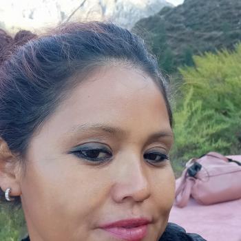 Niñera en San Juan (Lima): Lupita