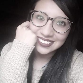 Niñera Facatativá: Leidy Julyeth