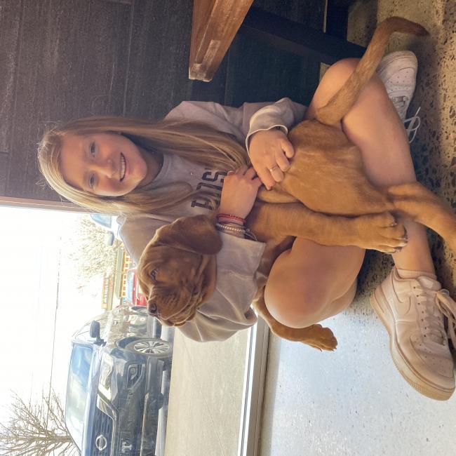 Babysitter in Murfreesboro: Abby
